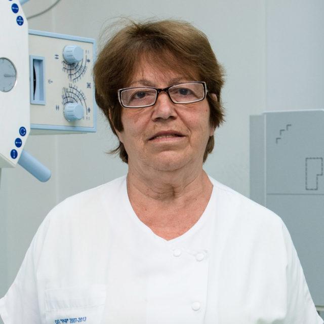 д-р Парка Григорова