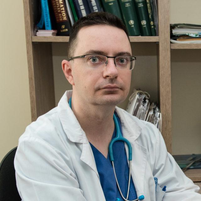 д-р Валери Велев, дм