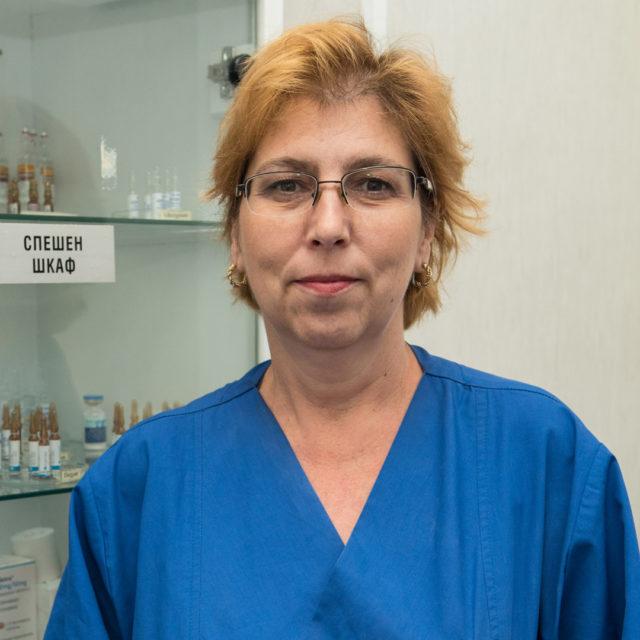 Мария Гочева