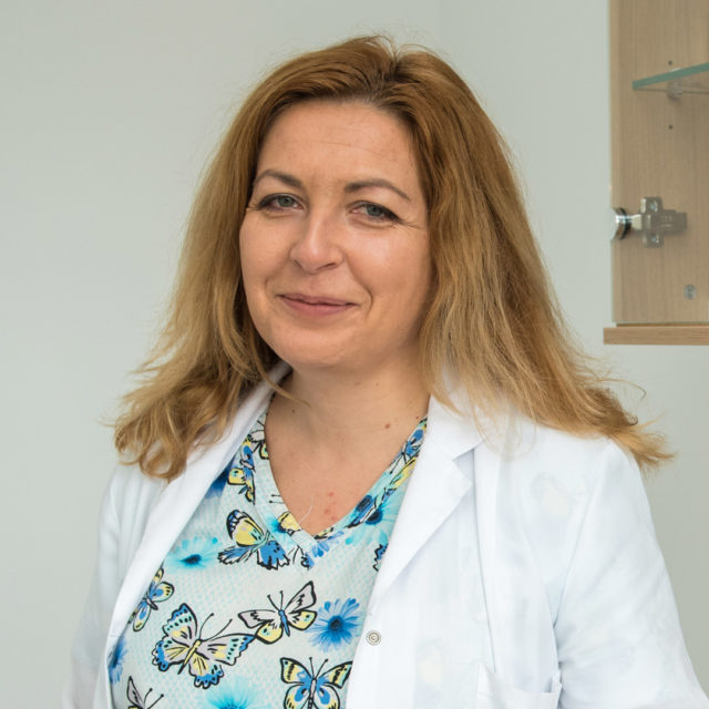 доц. д-р Нина Янчева, дм