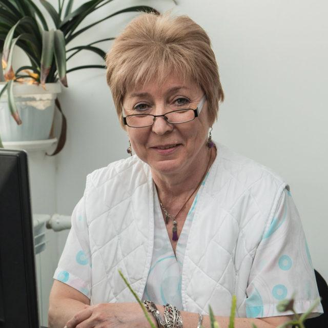 д-р Иванка Габърска