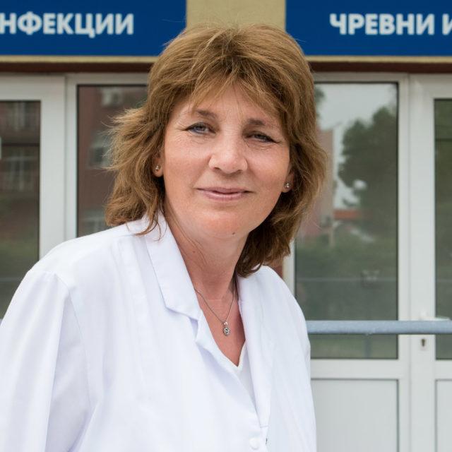 Проф. д-р Татяна Червенякова, дмн